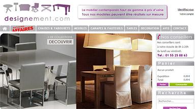 Designement Ecommerce Réalisation Creactiweb