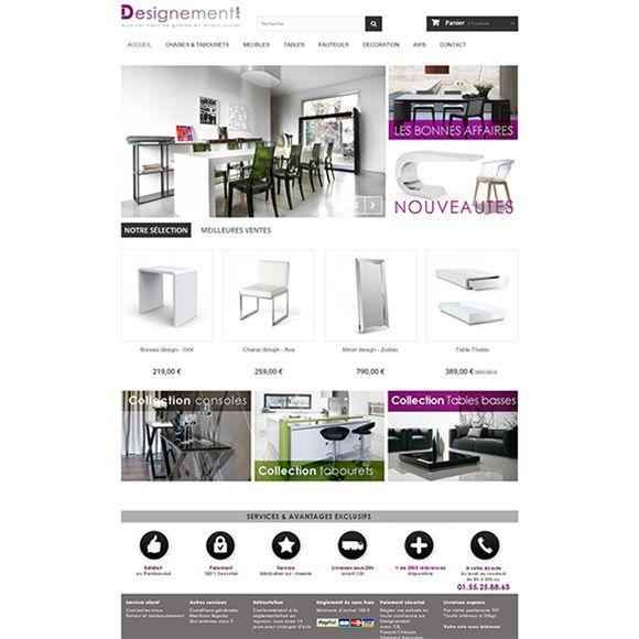designement r alisation cr actiweb agence web lyon. Black Bedroom Furniture Sets. Home Design Ideas